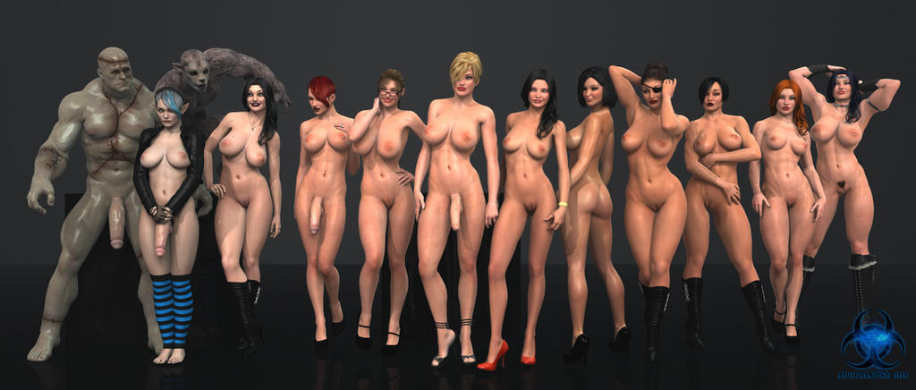 Characters from The Bureau part 2 by Apocalypse3DX