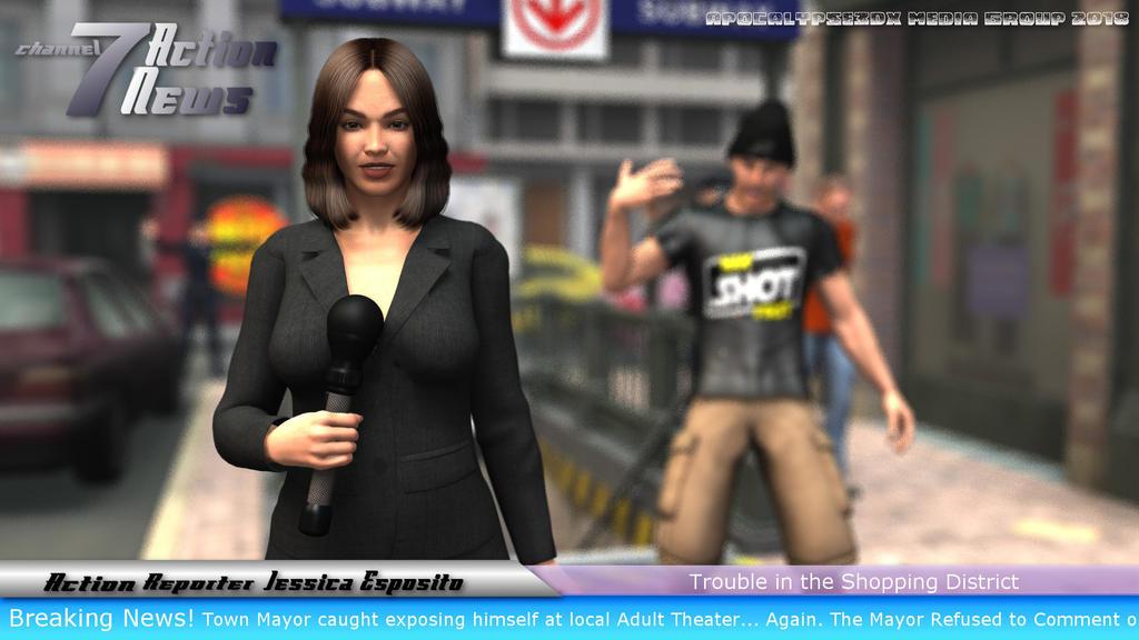 Local News 5 by Apocalypse3DX