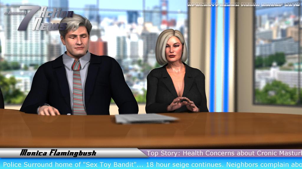 Local News 6 by Apocalypse3DX