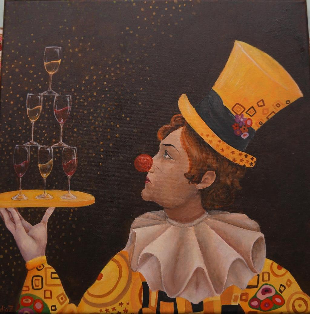 Klimt's circus