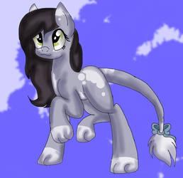 Cat poneh by Artsymlp12