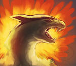 Pokeddexy 7: Fire by comixqueen