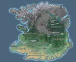 Chalypsos Map by comixqueen