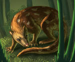 2019MMM - Tiger Quoll Elite Trait by comixqueen