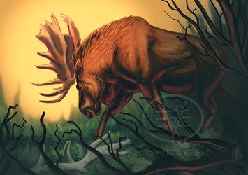 2019MMM - Moose by comixqueen