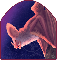 2021MMM - Ghost Bat