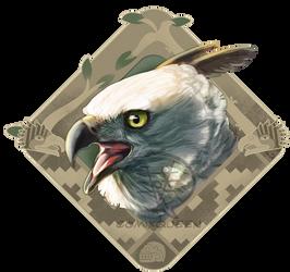 2021MMM - Harpy Eagle S16