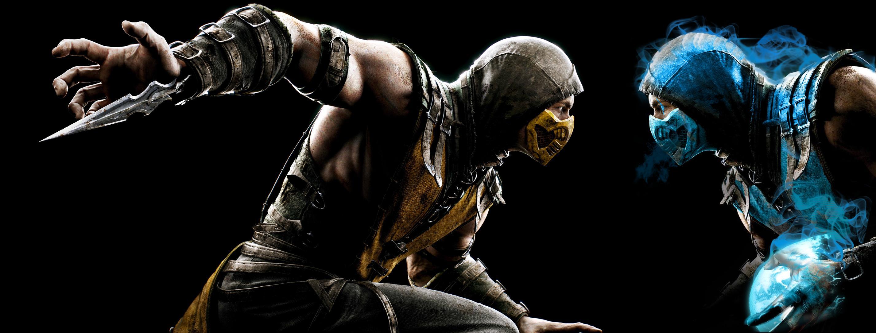 Mortal Kombat X Scorpion Vs Sub Zero By Mkfan786 On Deviantart
