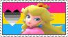 Heteromantic Pansexual Princess Peach by Kitty-McGeeky97