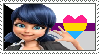 CM - Panromantic Demisexual Marinette by Kitty-McGeeky97