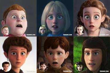 CATCF but Pixar
