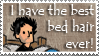 Bed Hair Stamp by Mr-Xvious