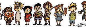 The Yogscast by Mr-Xvious