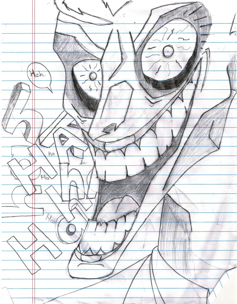 Joker Face by otusasio451