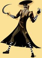 Scarecrow (Burtonized)