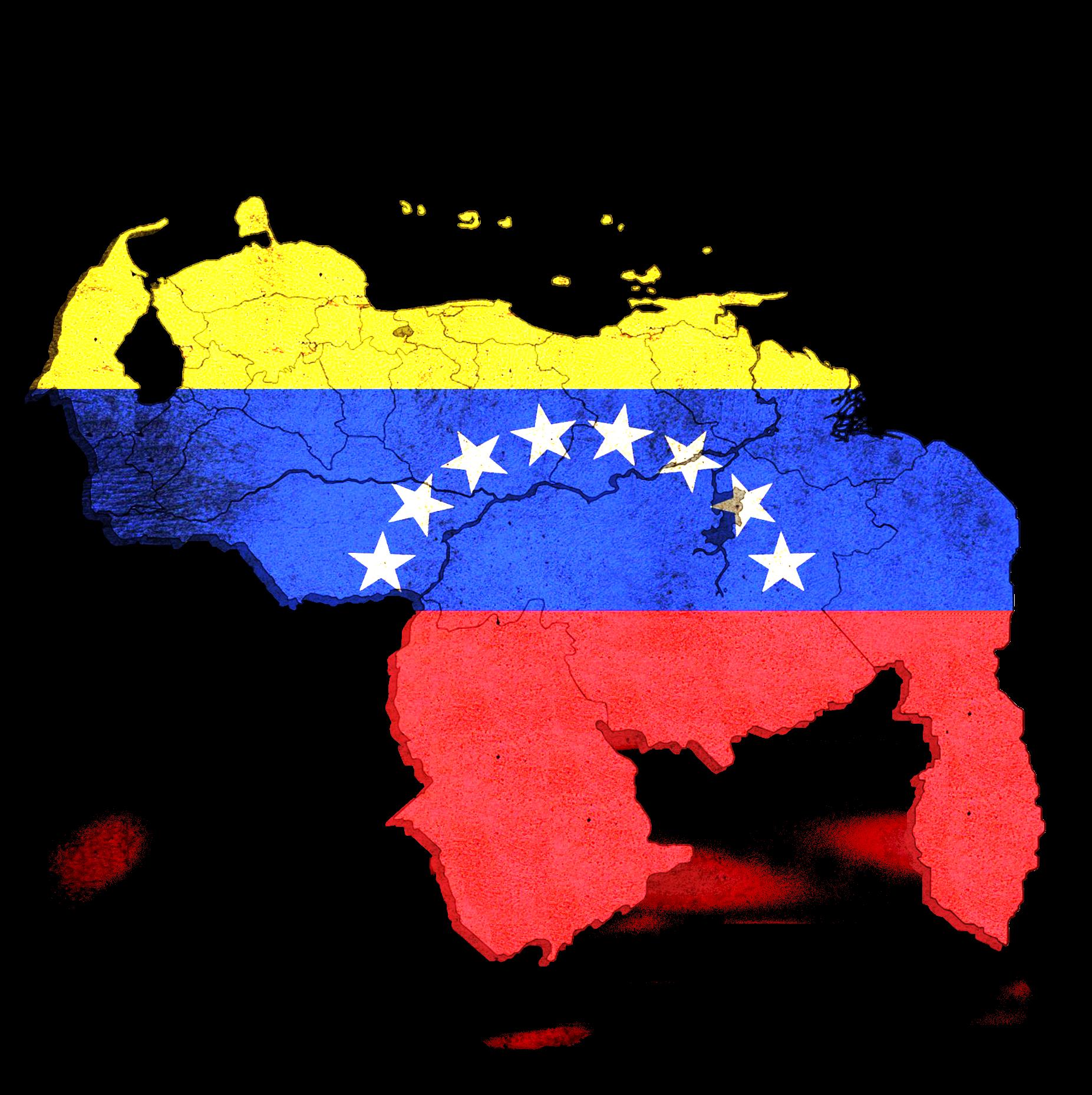 ... Mapa De Venezuela Png By ...