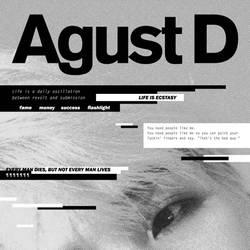 'Agust D' 1st Mixtape by 5secondsofdemi