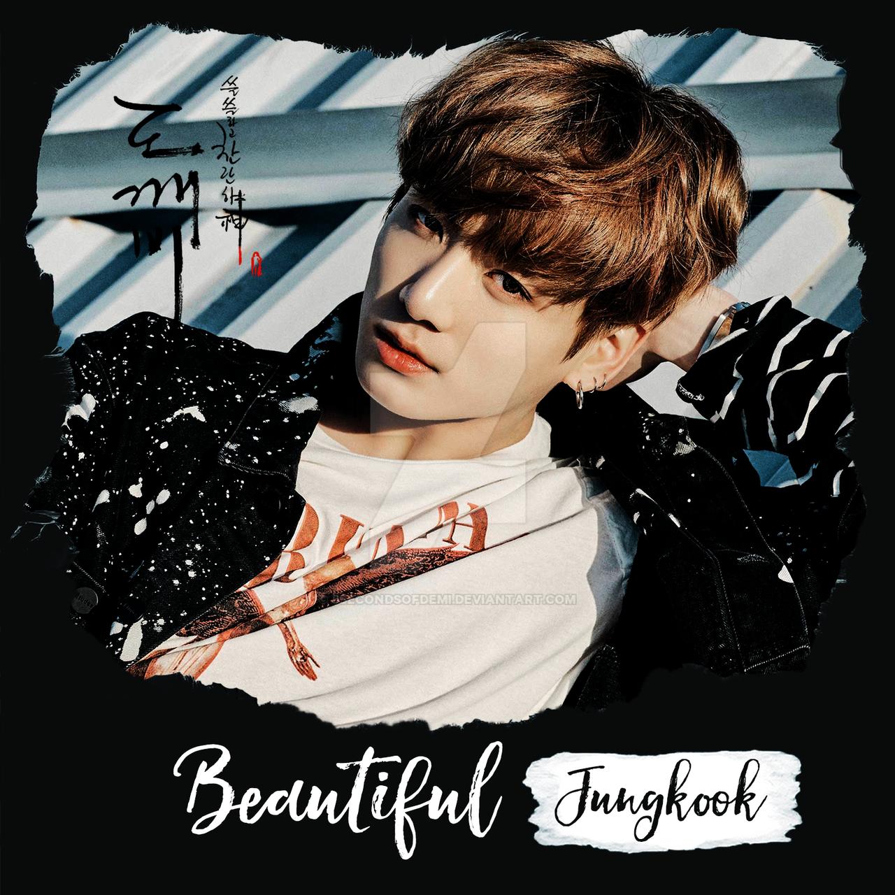 Jungkook - Beautiful (Cover) by 5secondsofdemi