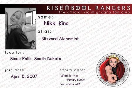 My Risembool Ranger Badge by xxxKat-Chanxxx