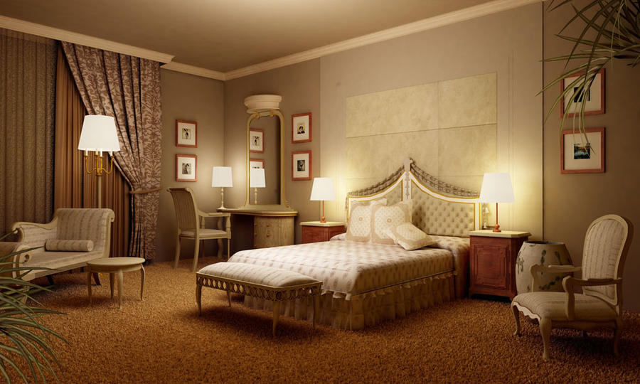 Hotel room design by rainwalker007 on deviantart for W hotel bedroom designs