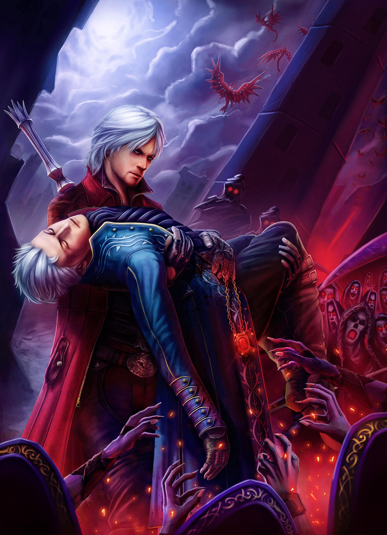Devil May Cry 3 Alternative Ending