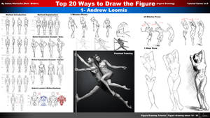 Top 20 Ways to Draw the Figure Series (Ch.1)A L