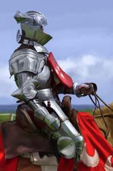 Medieval Armor Study No.1 Visual Library Series by rainwalker007