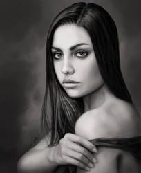 Portrait Study no.14 (Using Frank Reilly Method) by rainwalker007