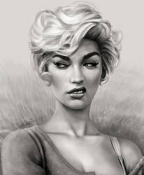 Portrait No.13 Using Reilly's Method