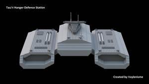 Tau'ri Hanger Defence Station