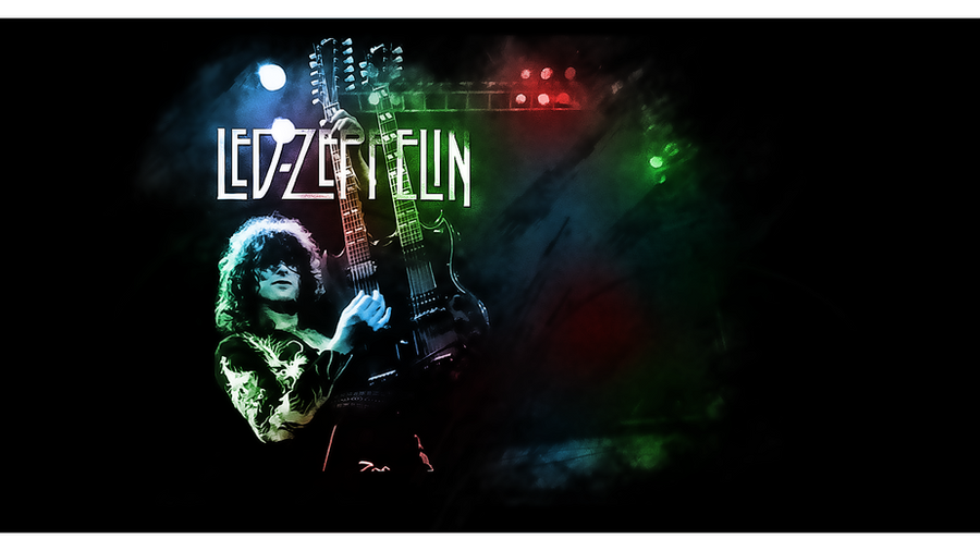 led wallpaper. Led Zepplin Wallpaper RGB by