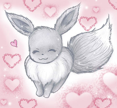 Love  Picture Messages on Shiny Eevee Loves You By  Pegacorn On Deviantart
