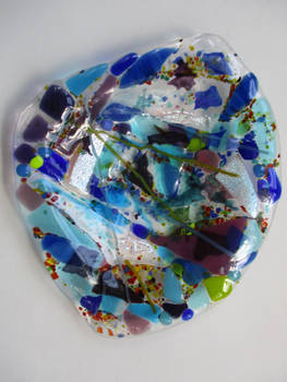 art glass fusion
