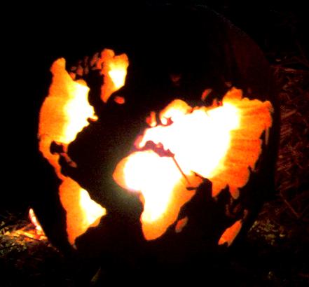 World Pumpkin Carving by Nifty-senpai