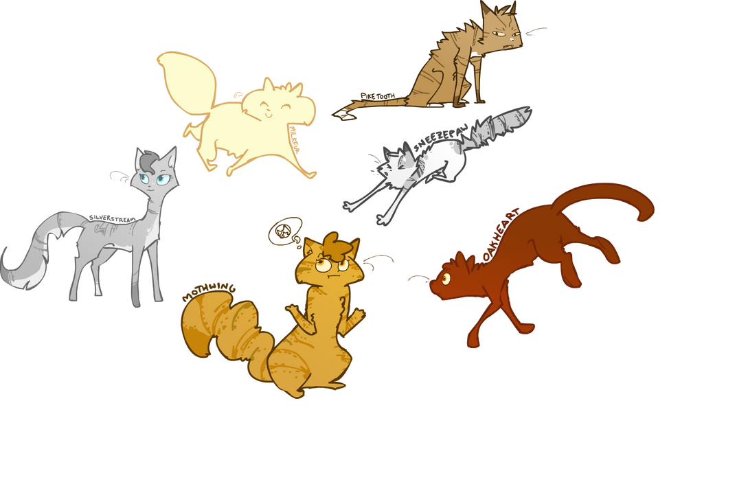 More cats by Nifty-senpai
