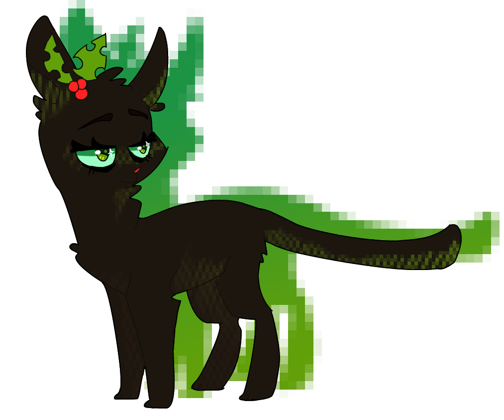 hollyleaf by Nifty-senpai