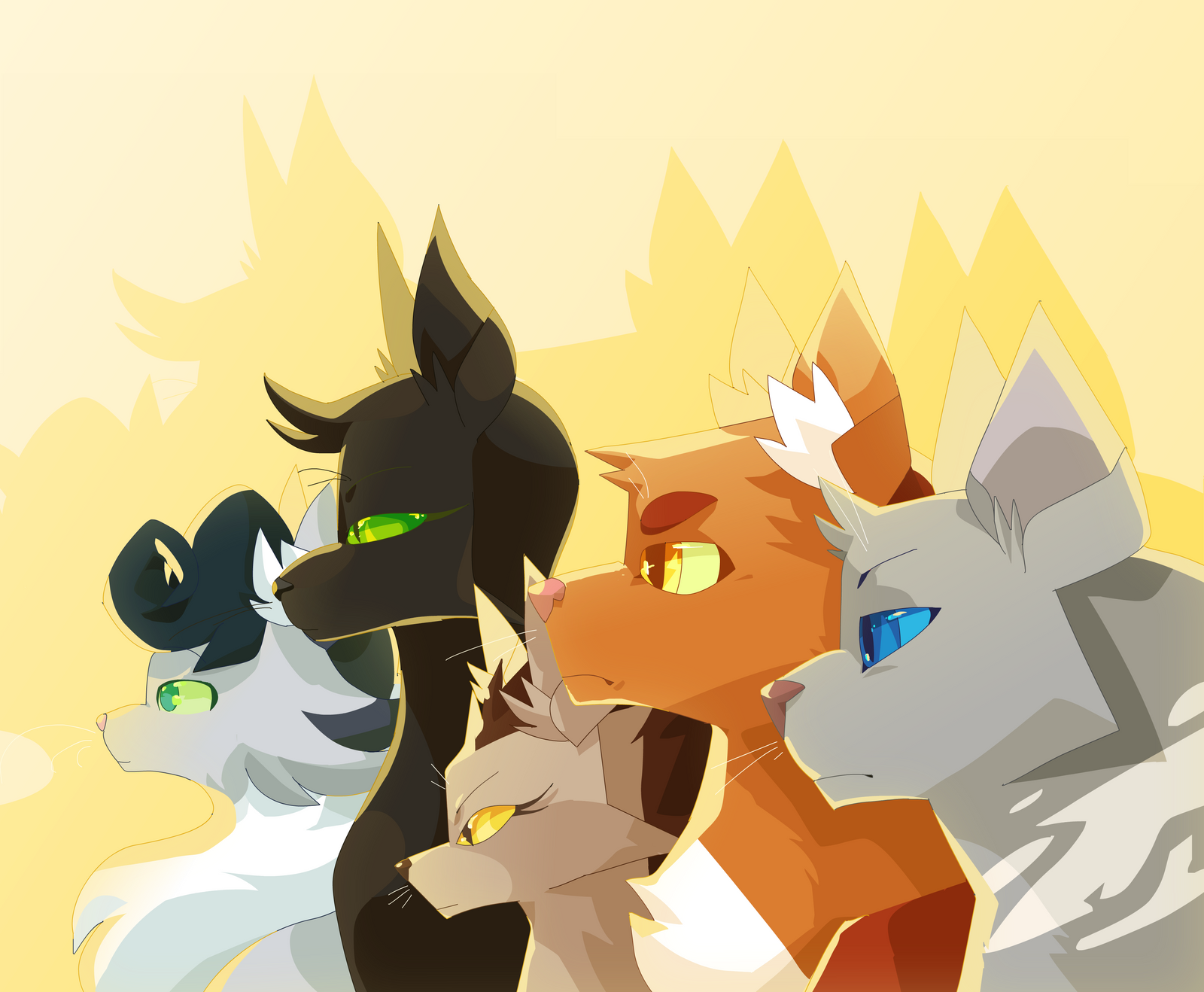 Founders by nifty senpai on deviantart for Nifty family