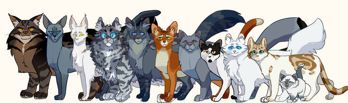 Loads Of Cats