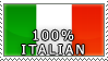 Italian Stamp by SE by SupremeEntity