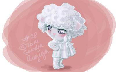 Daily art # 28 by Sandraugiga