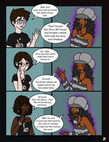 Ebony Black Shirt Page 2 by Wrenzephyr2