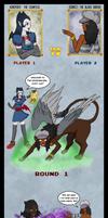 TF Battles: Winifred vs Ebonii