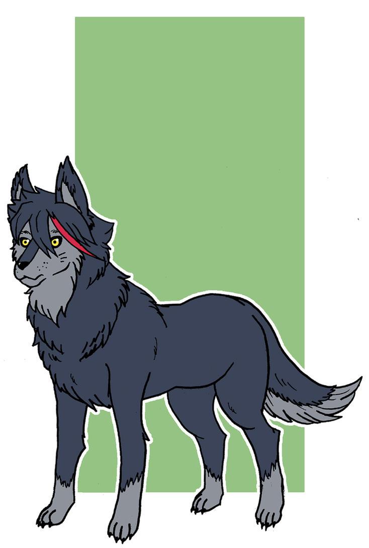 Ryuko Day 7: Howling Negligence by Wrenzephyr2