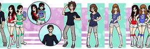 CMSN: New Girl's Generation by Wrenzephyr2