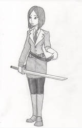 Priest Tier: Minako Hyojin by Wrenzephyr2