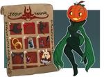 [Closed] Jackie Lan's Halloween Sale!!! by Wrenzephyr2