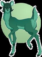 GIFT: Doe a Deer by Wrenzephyr2