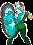 PATREON POLL: Mirror Mimic Mayhem by Wrenzephyr2