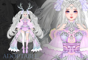Adoptable 18 | OPEN by MulliW