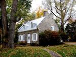 Maison Jarry-dit-Henrichon en automne